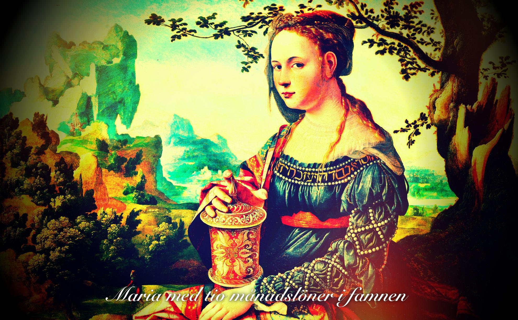 Mary Magdalene ca. 1530