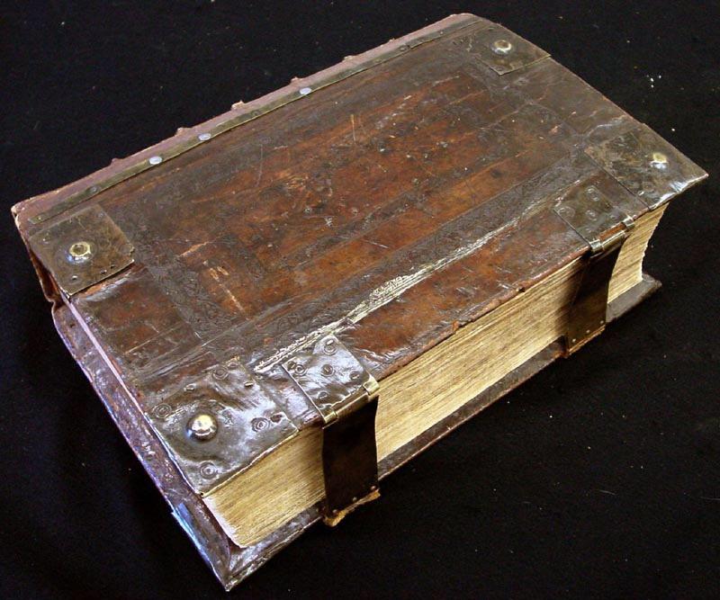 en gammaldags Bibel